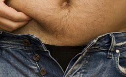 Bauch Mann